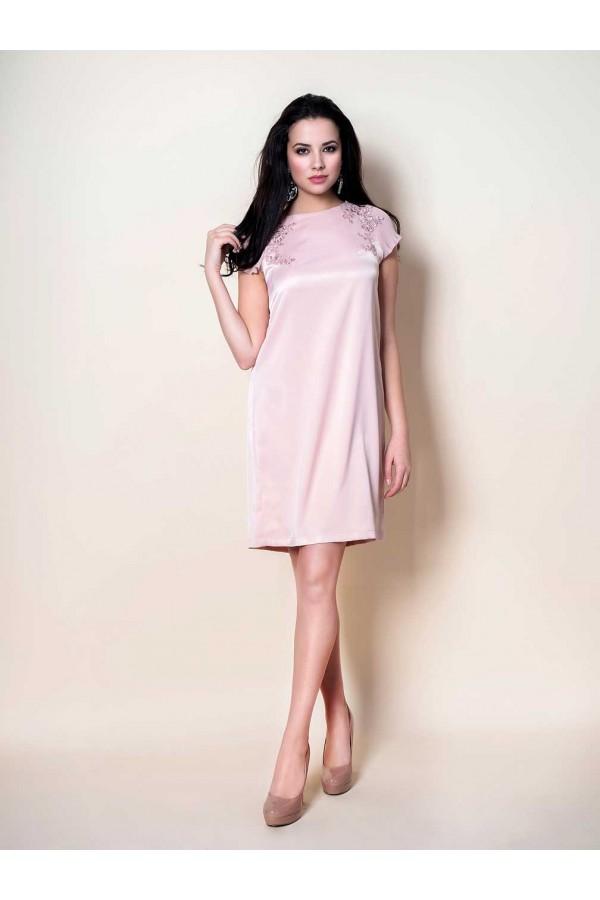 Дизайнерска елегантна рокля Мария, подходяща за парти, рожден ден, сватба и други поводи